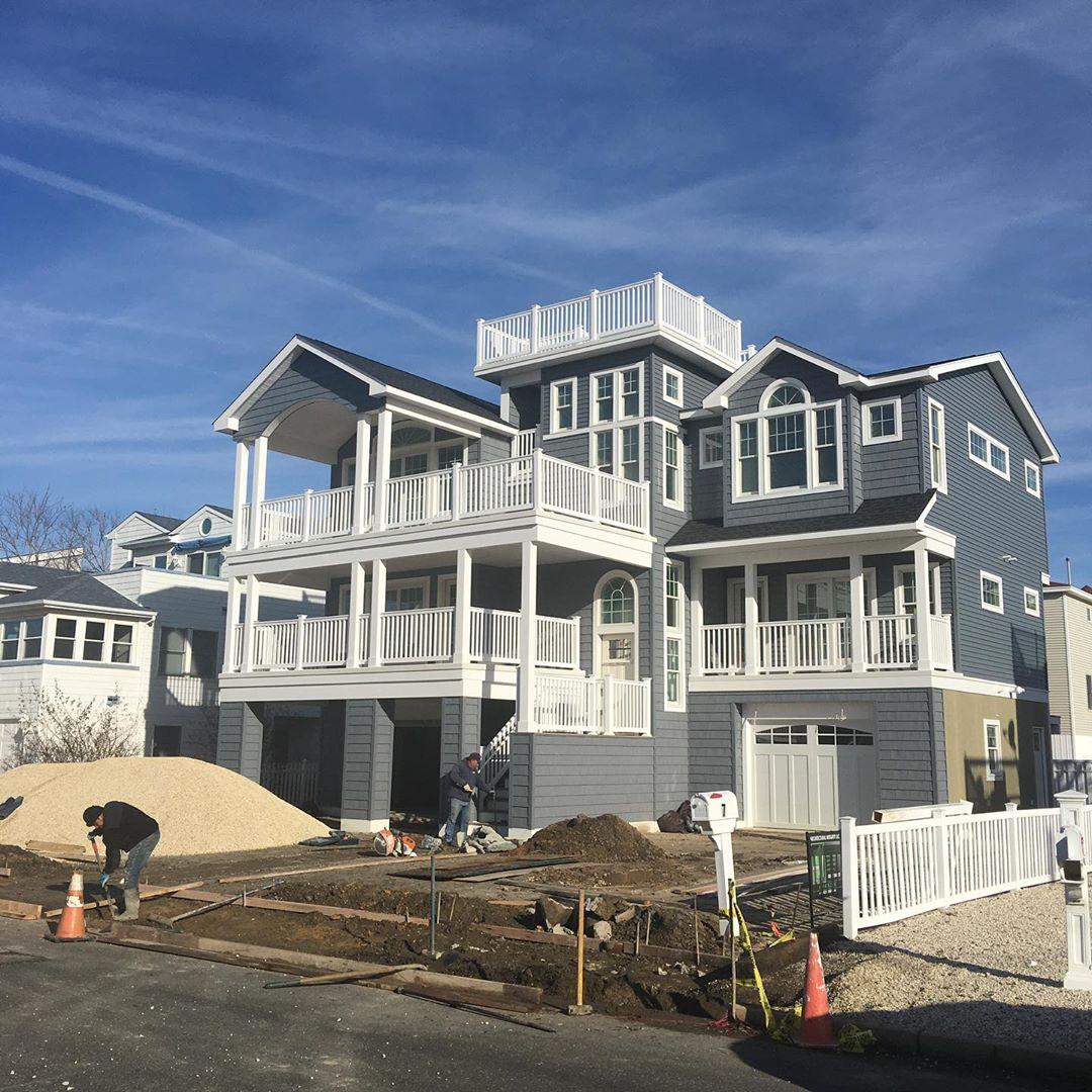 home construction long beach township nj